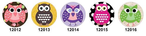 Cute Owls 12012-12016