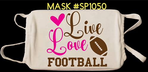 Football Fan #SP1050-SP1058