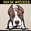 Thumbnail: Peeking Dogs #PD1046-PD1060
