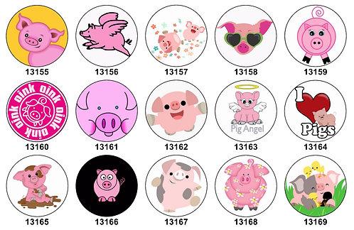 Pigs 13155-13169