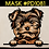 Thumbnail: Peeking Dogs #PD1076-PD1082