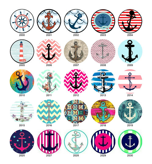 Nautical Collection 1