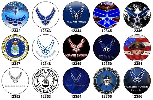 Airforce 12342-12356