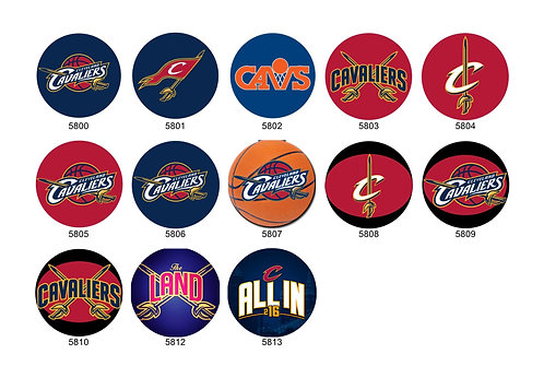 Cleveland Cavaliers Inspired Collection