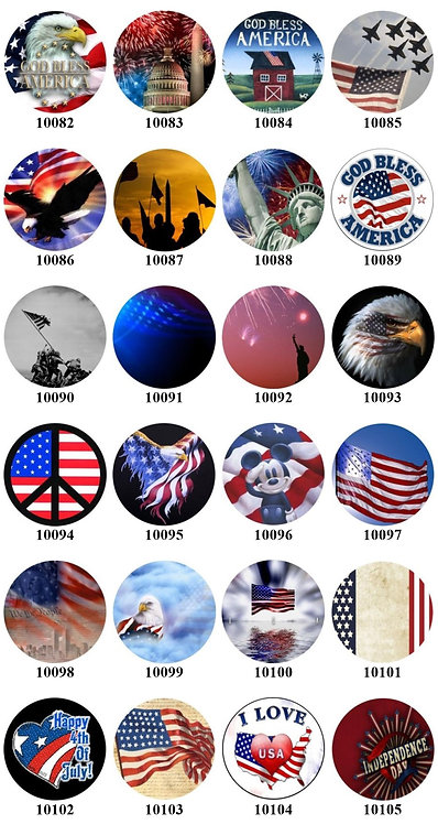 USA Patriotic Medley - 10082-10105