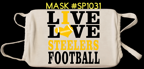 Pittsburgh Steelers #SP1031-SP1039