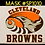 Thumbnail: Cleveland Browns #SP1010-SP1019