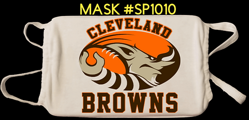 Cleveland Browns #SP1010-SP1019