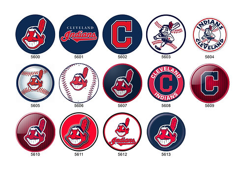 Cleveland Indians Inspired Collection