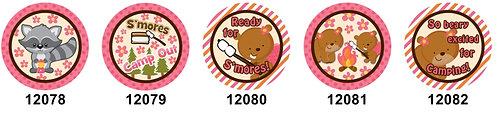 Cute Campers 12078-12082
