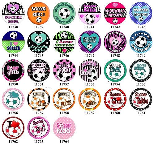 Soccer Girl 11738-11764