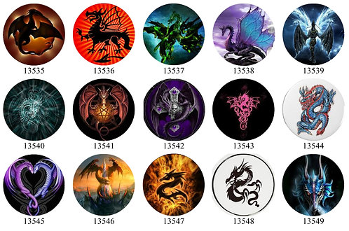 Dragons 13535-13549