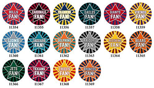 Football Fan 11354-11369