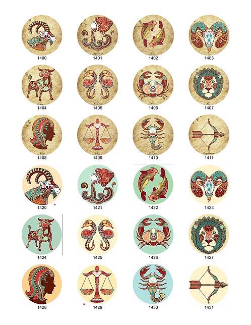 Zodiac Collection 1