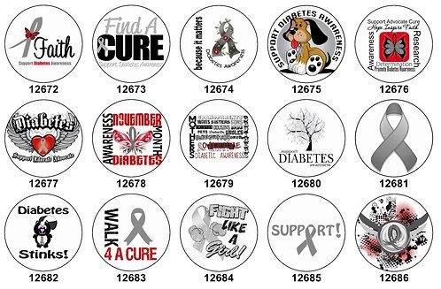 Diabetes Awareness 12672-12686