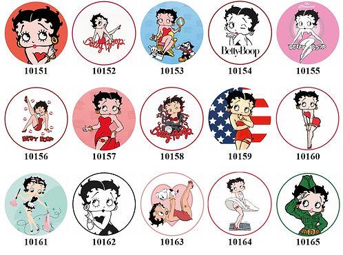 Betty Boop - 10151-10165