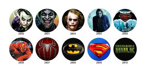 Superhero & Villain Inspired Collection
