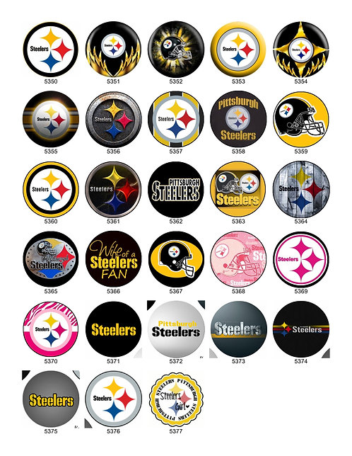 Pittsburgh Steelers Inspired Collection