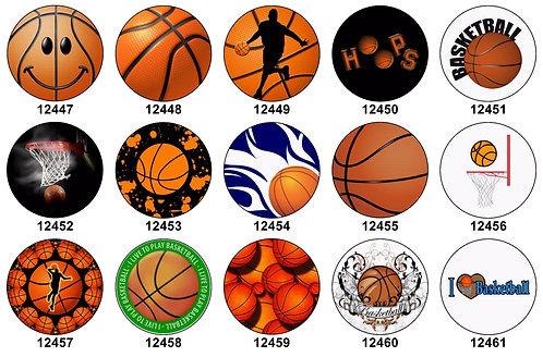 Basketball 12447-12461