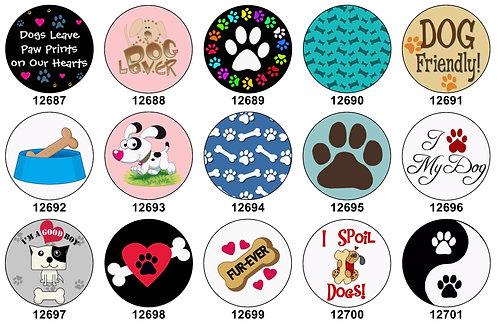 Dog Sayings 12687-12701