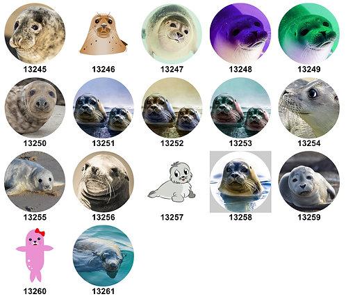 Seals 13245-13261