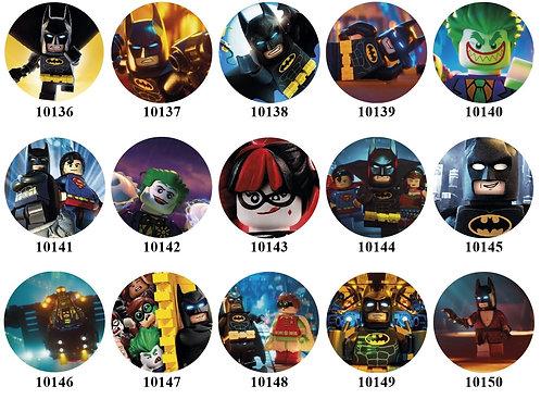 Batman Lego - 10136-10150