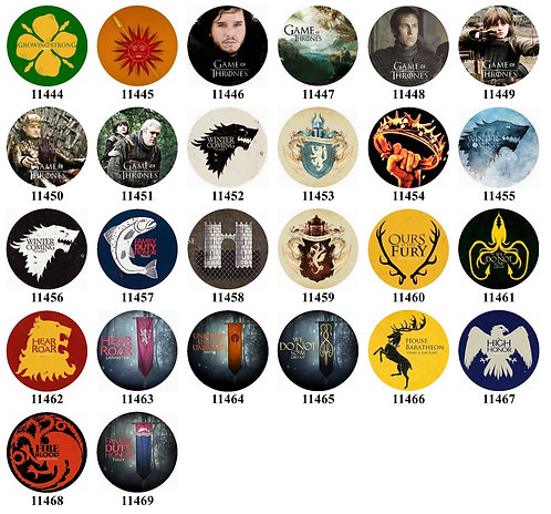 Games of Thrones 11444-11469