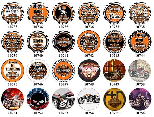 Biker 10733-10756