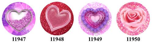 Hearts 11947-11950