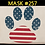 Thumbnail: 9.11 and Patriotic Digital Masks #250-260