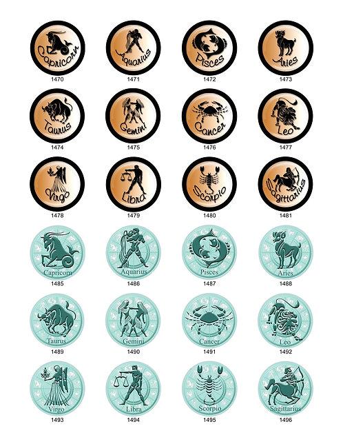 Zodiac Collection 2