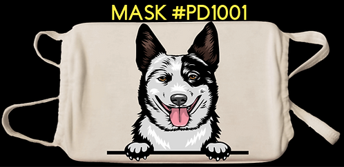 Peeking Dogs #PD1001-PD1015
