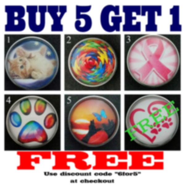 Snap Buy 5 Get 1 Free