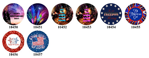 4th of July 10450-10457
