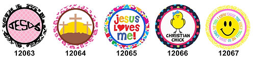 Christian Chick 12063-12067
