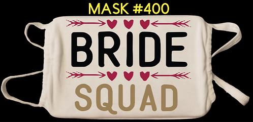 Wedding Digital Masks #400-409