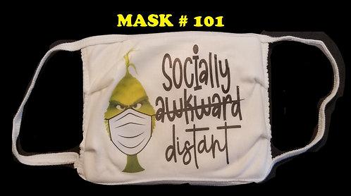 Misc. Digital Masks #101-110