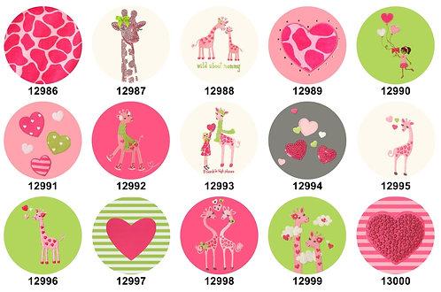 Loveable Giraffe 12986-13000