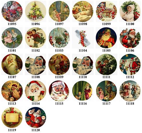 Vintage Christmas 11095-11120