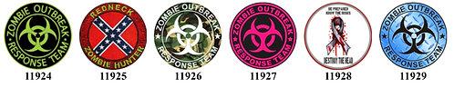 Zombie Apocalypse 11924-11929