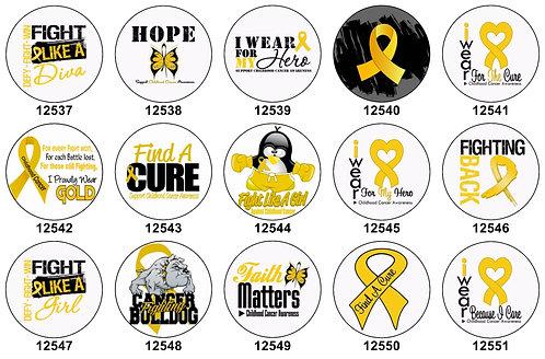 Childhood Cancer Awareness 12537-12551
