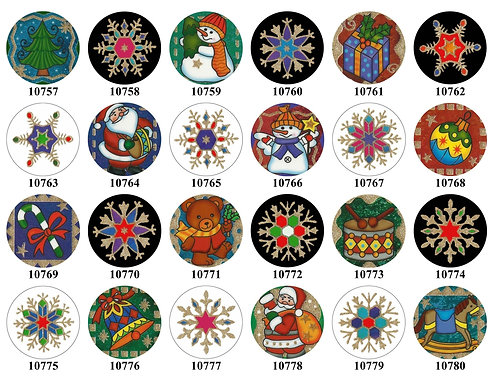 Christmas Confetti 10757-10780