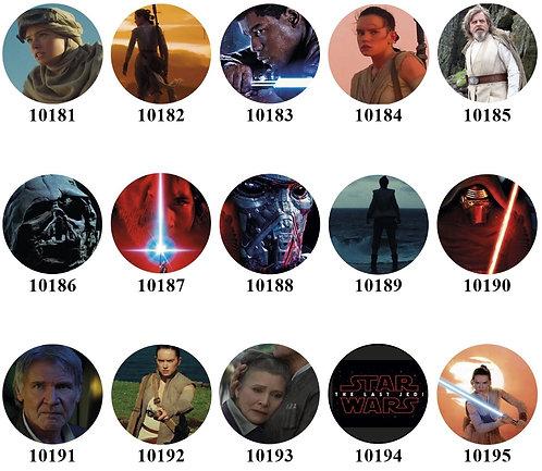 Star Wars - 10181-10195