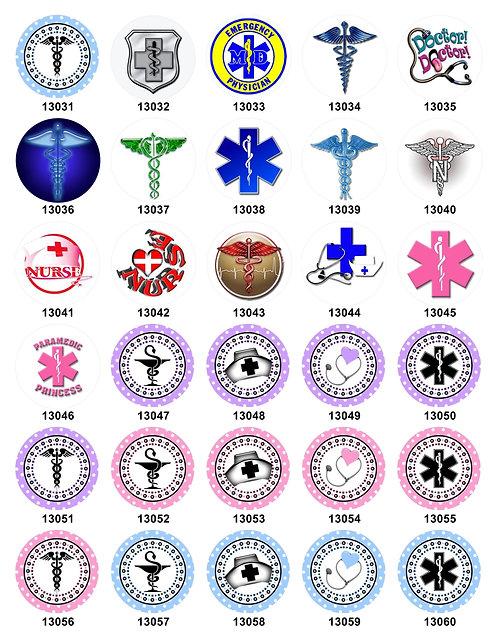 Medical Logos 13031-13060