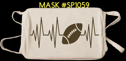 Football Fan #SP1059-SP1067