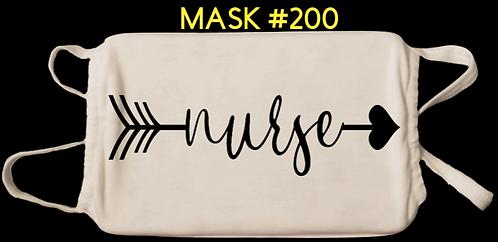 Medical/First Responders Digital Masks #200-214