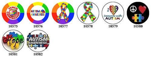 Autism Awareness 10575-10582