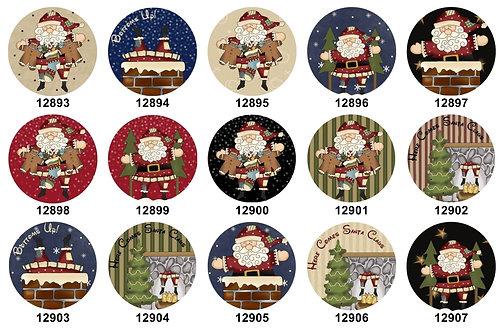 Here Comes Santa Claus 12893-12907