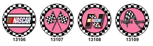 Nascar Pink 13106-13109