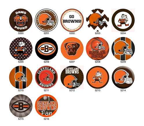 Cleveland Browns Inspired Collection